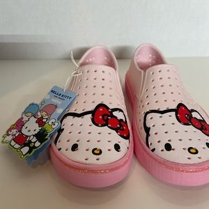 Native Hello Kitty Miles Print